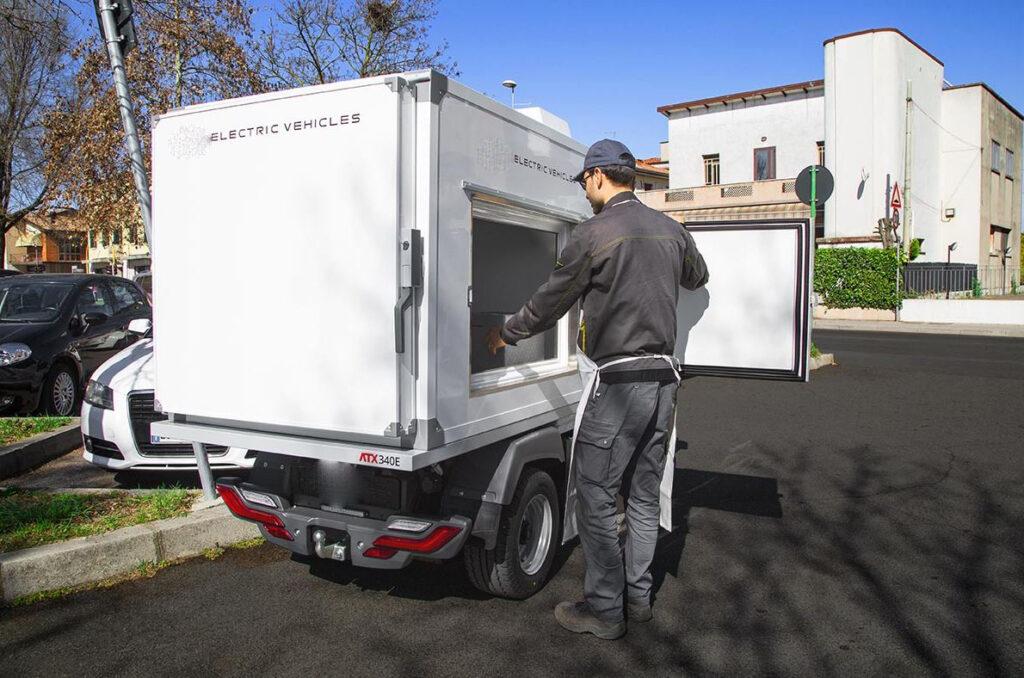 furgone frigo
