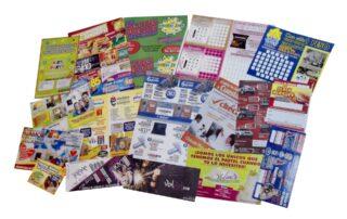 grafico pubblicitario locandine brochure