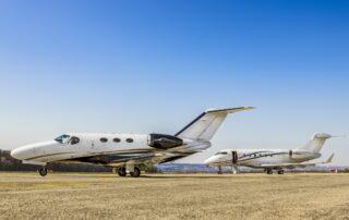 affitto aerei e jet privati