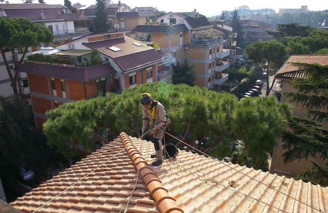 sostituzione tegole roma