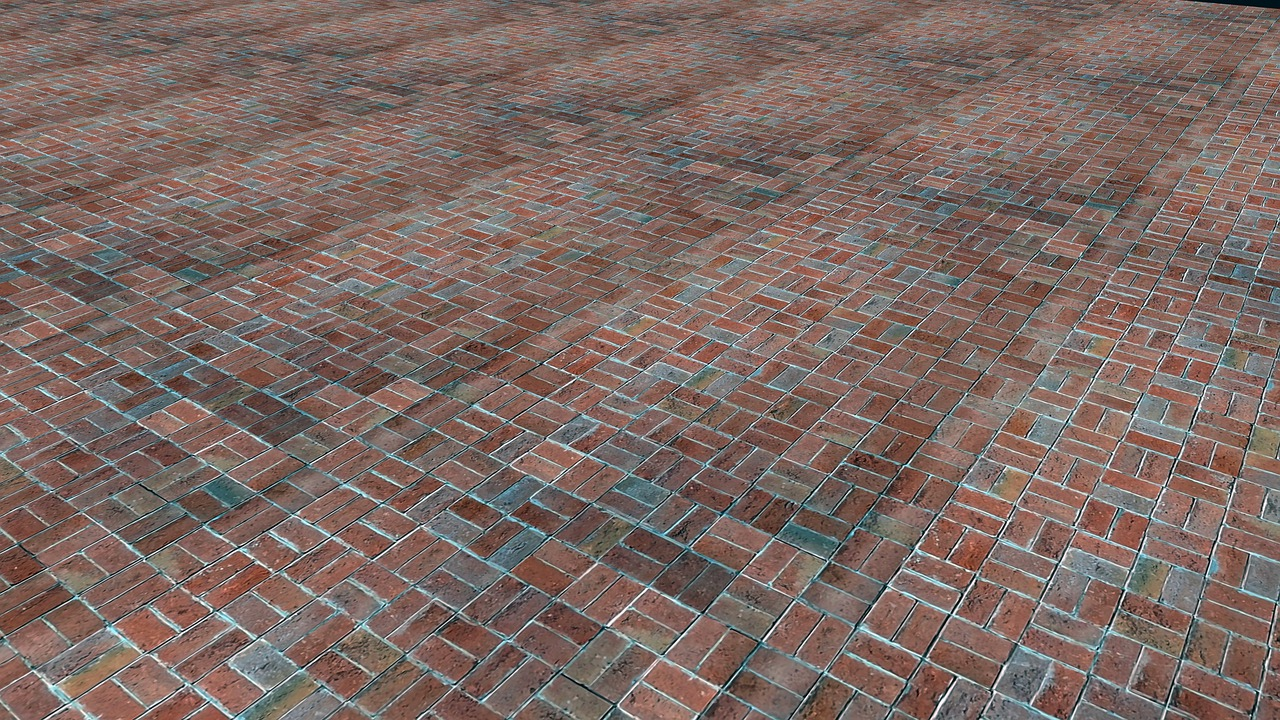 pavimento in cotto Roma